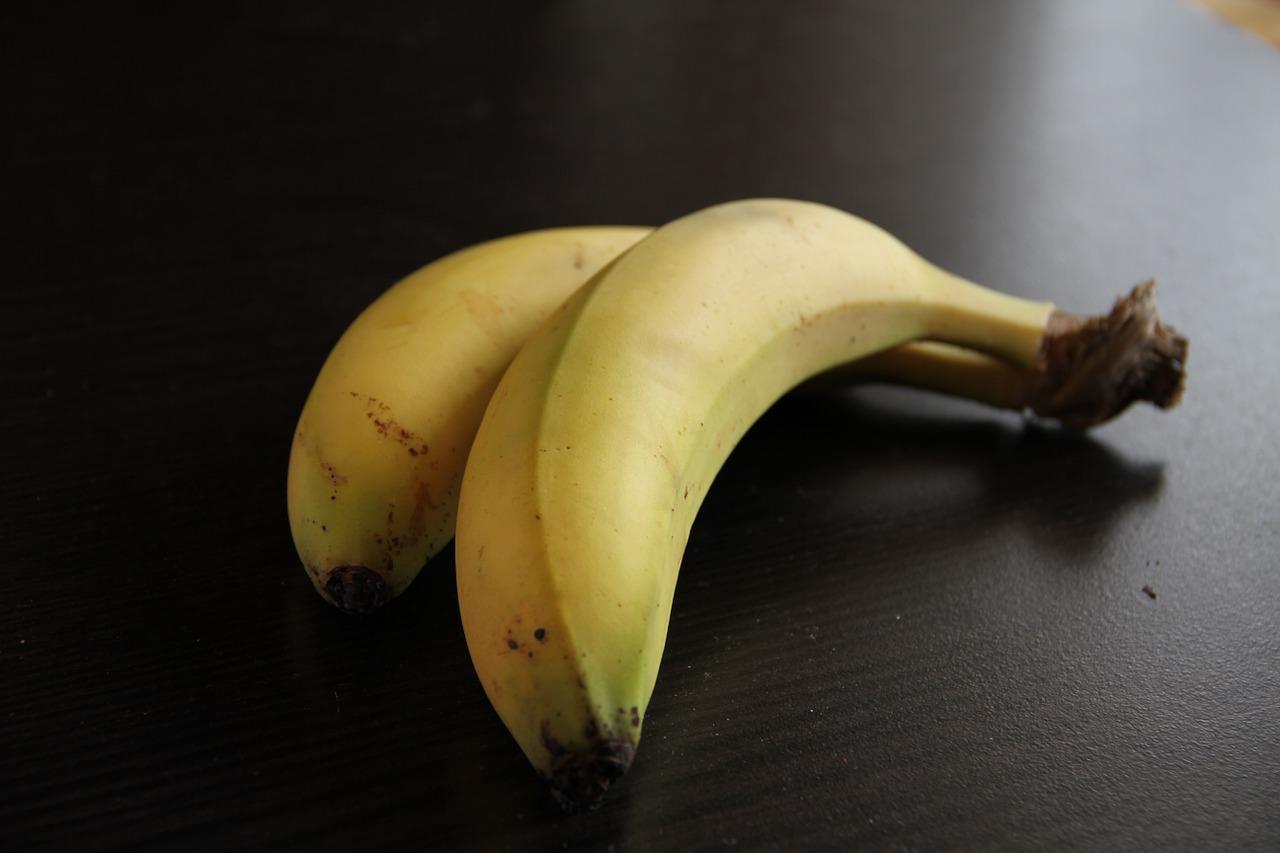 Bananowa dieta. Jedz, chudnij i bądź spokojny.